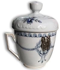 Tassenpalast aus Scherben_Detail