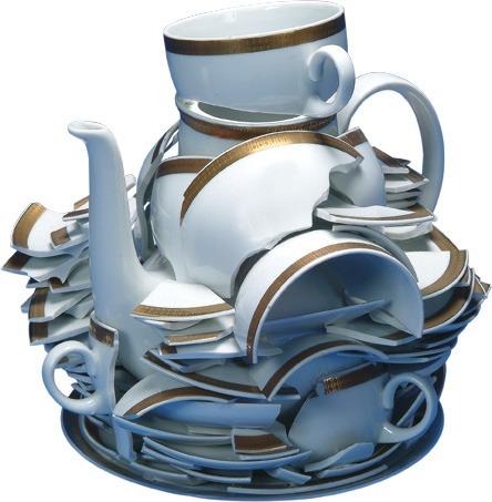 Hochzeit Vase